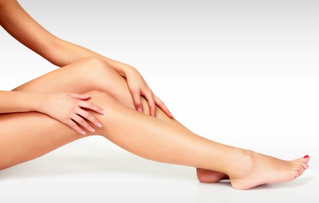 腕と脚のムダ毛処理