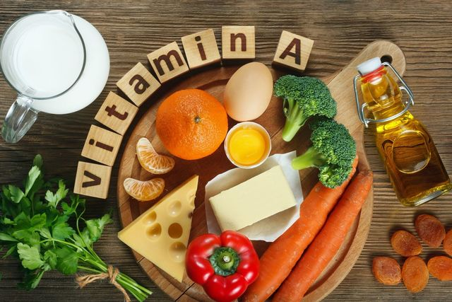 ビタミンを多く含む野菜