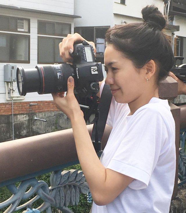 カメラふみ