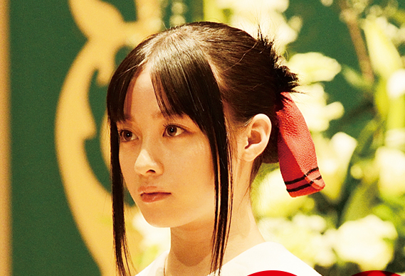 橋本環奈映画『かぐや様は告らせたい』の画像