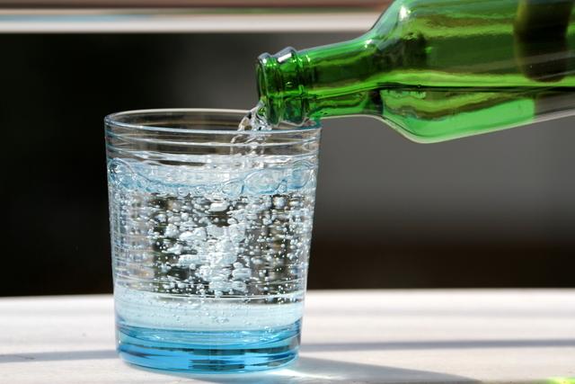 ボトル炭酸水