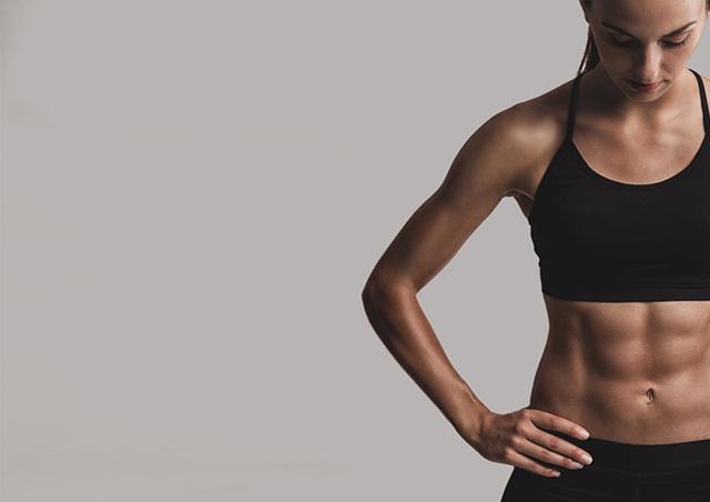 腹筋の種類の写真