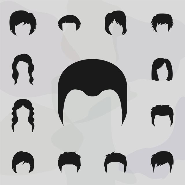 髪型 スタイル